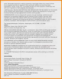 federal resumes usa resume format exle federal government template sle