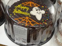 Halloween Chocolate Cake by 2014 October