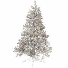 vickerman 3 silver fiber optic tree fiber optic
