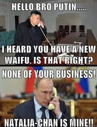Natalia Meme - image 721506 natalia poklonskaya know your meme