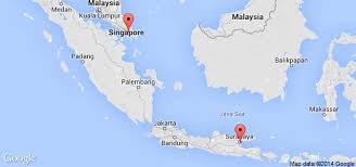 airasia bandung singapore airasia flight qz8501 from indonesia to singapore loses contact with