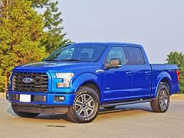 ford truck blue 2015 ford f 150 xlt sport supercrew 2 7 ecoboost 4x4 road test