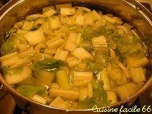 cuisiner celeri branche congélation des légumes céleri branche recette cuisine facile 66