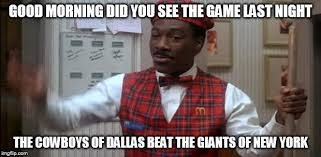 New York Giant Memes - coming to america memes imgflip