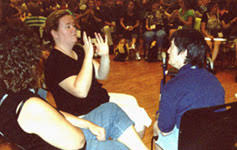 Teaching Deaf Blind Students How Do Deaf Blind People Communicate