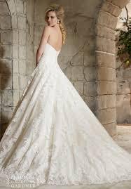 mori wedding dress mori bridal 2787 lace ballgown wedding dress