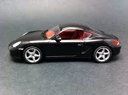 porsche model car porsche cayman noir 1 43 schuco wap02000819 selection rs