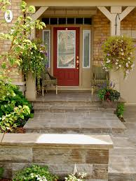 Brick Home Designs Hardscaping Bricks And Pavers Hgtv