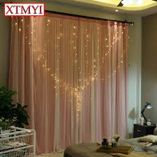 Black Out Curtains Custom Blackout Curtains Voile Room Solid Modern Window