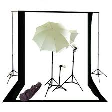 Photography Lighting Kit Newcb Bw Triplekit