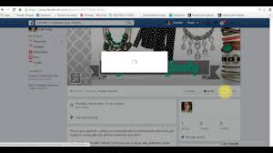 how to create a fb event for a premier designs facebook show youtube