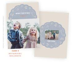 sherbet christmas card template available through jen boutet