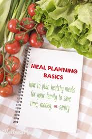 how to meal plan the ultimate guide to meal planning wellness mama