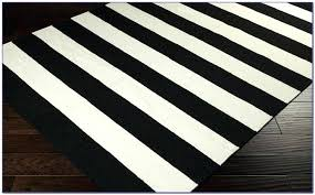 Solid Black Area Rugs Black Area Rugs 8 10 Black And White Area Rug Acnc Co
