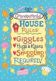 Custom Decor Garden Flags Custom Decor Garden Flag Grandparents Rules Mother U0027s Day Grand