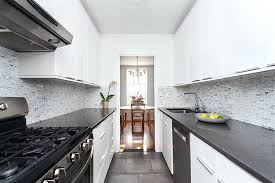 tiny galley kitchen ideas kitchen cabinets for small galley kitchen small white galley