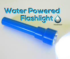 water powered flashlight 7 steps with pictures