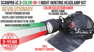 night hunting lights for scopes wicked hunting lights high performance night hunting lights