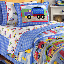 trains air planes fire trucks boys bedding twin comforter or sheet