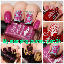 marias nail art and polish blog my stamping journey part 24