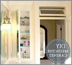 between the studs gun cabinet between stud cabinet in wall gun safe mirror neat idea for in