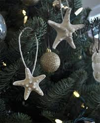 sale starfish ornaments beachy ornaments