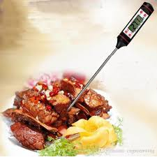 termometre cuisine 2018 digital bbq thermometer cooking food probe thermometer