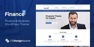 financeplus v1 4 finance business theme premium