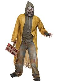 scary zombie halloween costumes for girls street zombie costume