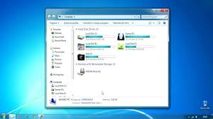 how to change drive letter name in windows 7 youtube