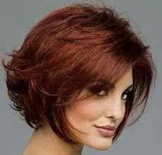 curly layered bob double chin pin by eliana espinoza on peinados y maniquiur pinterest hair