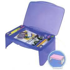 folding lap desk with storage