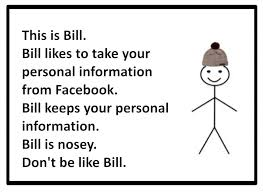 How To Create Facebook Memes - be like bill facebook meme privacy risk business insider