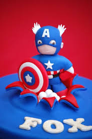 captain america cake topper 5 cool captain america cakes between the pages