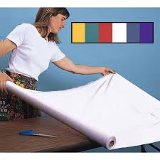 green table cover roll plastic table cover roll 40 x 100 white walmart com