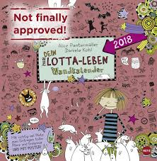 Kalender 2018 Hd Lotta Leben Broschurkalender Kalender 2018 Kalender Kv H