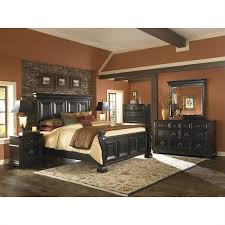Costco Bedroom Furniture Reviews by Pulaski Brookfield Panel Bed In Ebony Finish 9931xx
