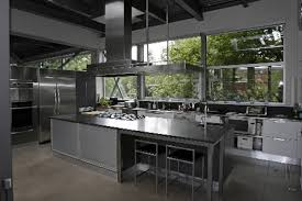 fenetre metal style atelier indogate com decoration cuisine fenetre