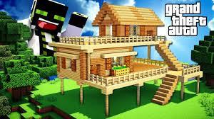 Ich Kaufe Ein Haus 250 000 Gta Haus In Minecraft Kaufen Minecraft Deutsch Hd