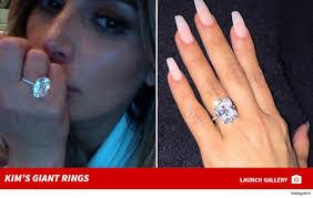 Kim Kardashian Wedding Ring by Kim Kardashian U0027s Jewelry Is Likely Long Gone Tmz Com