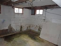 Wet Basement Systems - basement systems of west virginia basement waterproofing photo