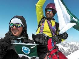 film everest in berlin samina baig and mirza ali pakistan climbs mount everest the