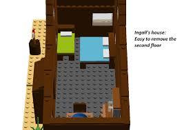 lego ideas lego the little house on the prairie