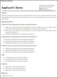 free editable resume templates word free resume templates best word templates