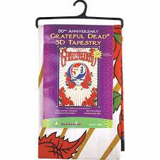 Grateful Dead Curtains Harvest Market Rakuten Global Market 3d Grateful Dead 50th