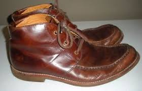 s ugg australia brown leather boots s ugg australia vialungarno chukka 1001901 brown leather boots