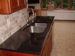 kitchen backsplash ideas with black granite countertops kitchen backsplash pictures black countertop kitchen1