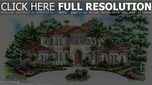 Spanish Mediterranean Style House Plans Unique Tuscan Style House Plans Design The Best Old Traintoball