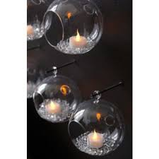 hanging glass globe terrarium kit