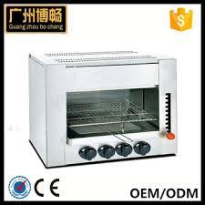 cuisine salamandre chaud vente de matériel de cuisine gaz infrarouge salamandre cuisine